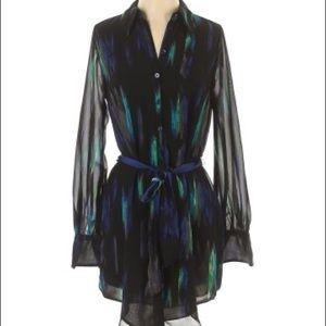 Kirna Zabete at Target size Small Shirt Dress